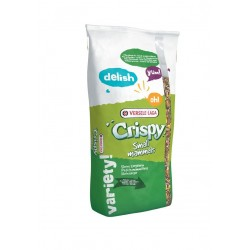 Crispy Pellets Chinchillas & Degus Breeder 3 mm Versele Laga 25 kg