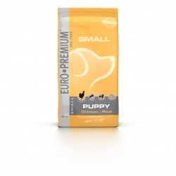 Euro Premium Puppy Small Chicken + Rice