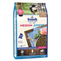 Bosch Premium Junior Medium Hundefutter