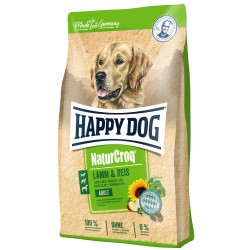 Happy dog Natur-Croq Adult Lamm & Reis