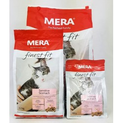 Mera Finest Fit Sensitive Stomach Trockenfutter für Katzen