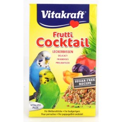 Frutti Cocktail Leckerbissen für Wellensittiche Vitakraft 200 g