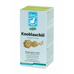 Backs Knoblauchöl 250 ml