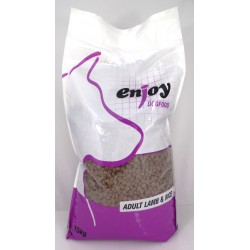 Enjoy Adult Lamb + Rice Hundefutter 15 kg