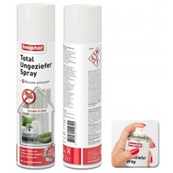 Beaphar Total Ungeziefer Spray 400 ml