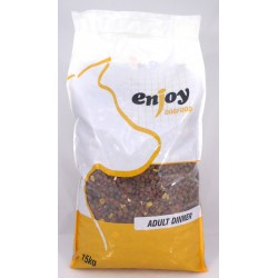 Enjoy Adult Dinner Hundefutter 15 kg (ersetzt Mister Dog Mix)