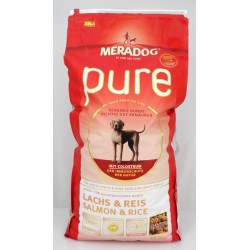 Mera Dog Pure Adult Lachs & Reis 12,5 kg