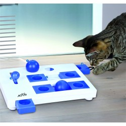 Cat Activity Katzenspiel Brain Mover Trixie 25 x 20 cm