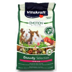Emotion Beauty Selection Junior Meerschweinchen Hauptfutter Vitakraft 600 g