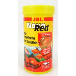 JBL Novo Red Goldfischfutter 250 ml 45 g