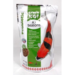 Sera Koi All Seasons Probiotic 8 mm 500 g