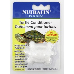 Nutrafin basix Turtle Conditioner in Schildkrötenform 15 g