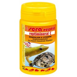 Sera Reptimineral C 100 ml 85 g