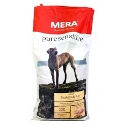 Mera Dog Pure Junior Truthahn & Reis 12,5 kg