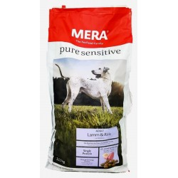 Mera Dog Pure Adult Lamm & Reis 12,5 kg