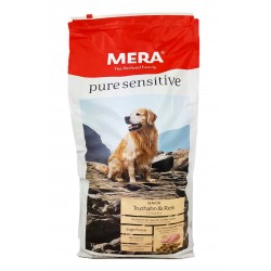 Mera Dog Pure Senior Truthahn & Reis 12,5 kg