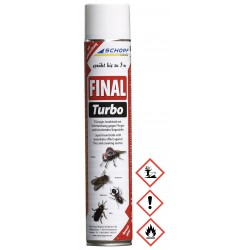 Schopf Final Turbo Spray 750 ml