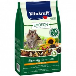 Emotion Beauty Selection All Ages Streifenhörnchen Hauptfutter Vitakraft 600 g