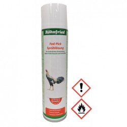 Fed Pick Spray gegen Federfressen Röhnfried 400 ml