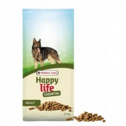 Happy Life Essential Adult Hundefutter 20 kg